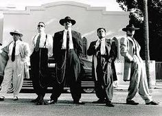 Image result for zoot suit profile