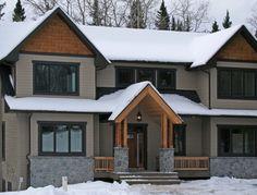 See more at: www.rangerhomes.ca #exteriors #yyc #yychomes #customhome