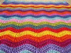 Crochet Ripple Pattern