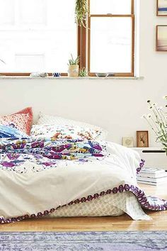 The Elephant Duvet Cover By Valentina Ramos - Urban Outfitters