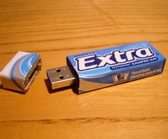 Chewing Gum USB !!.