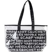 2 in 1 Yarn Funky Yarn Tote