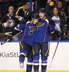 Oshie and Berglund...long live the bromance.
