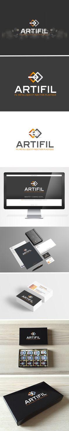 ARTIFIL est une société historiquement spécialisée dans le travail du fil métallique. Afin de compléter son offre auprès d'une clientèle professionnelle, dans les secteurs de l'automobile, du design, de l'agriculture, de l'industrie et de l'alimentaire, la société s'est ouverte au métier de l'injection plastique. Afin de matérialiser ce nouveau positionnement, ARTIFIL a souhaité faire évoluer son logo et son identité visuelle. L'Agence Berlioz a été retenu pour accompagner ce projet…