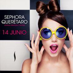 ¡Gran noticia! Para quienes esperaban la apertura de #Sephora. ¡Llegará a #Antea el 14 de junio!