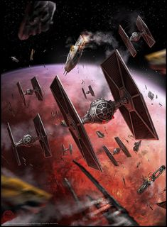 Illustration for a special card for Star Wars LCG 2016 Spring Tournament Kit. Nave Star Wars, Star Wars Rpg, Star Wars Ships, Star Trek, Sith, Star Wars Pictures, Star Wars Images, Star Wars Concept Art, Star Wars Fan Art
