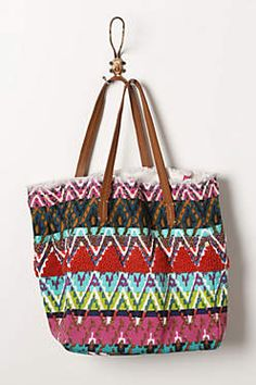 Anthropologie tote - somebody stop me from convincing myself to buy this bag!!!!