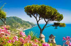 Traumhafter Rahmen für Hochzeiten in Süditalien: Die Amalfi Küste