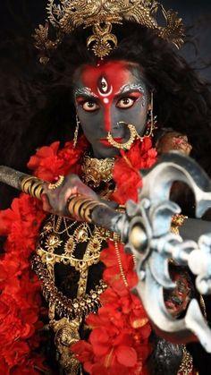 Maa Kali Images, Shiva Parvati Images, Durga Images, Kali Shiva, Kali Hindu, Shiva Shakti, Hindu Art, Maa Durga Image, Durga Maa