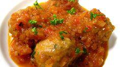 アルボンディガス(スペイン風肉だんご):スペイン料理簡単レシピ集