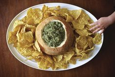 The Le Pigeon Spinach, Artichoke And Foie Gras Dip To End All Football Dips | Food Republic......GOOD GOD!  This sounds amazing!