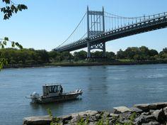 THE TRIBOROUGH BRIDGE AKA THE RFK BRIDGE