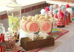 Fun carnival party