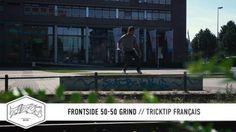 How to FS 50/50 – Comment rapidement apprendre les bases du skate (french/français): Dans… #Skatevideos #5050 #Apprendre #bases #Comment