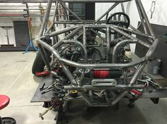 Rzr buggy tube chassis