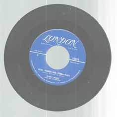 Ronnie Munro Orchestra Wine Women Song Rose South 45 RPM Record London Records