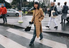 We're in the home stretch! For the final round of Fall '17 shows, Phil Oh is tracking the most stylish girls and guys in Paris—don't miss his daily updates here.
