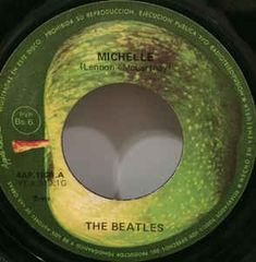The Beatles - Michelle / Girl Much Music, 70s Music, Music Radio, Good Music, Old Records, Vinyl Records, Apple Records, Rare Records, Beatles Singles