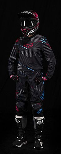 Fox Racing - Gear Sets... This is so hot.