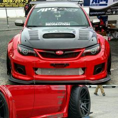 #Subaru Impreza STI www.asautoparts.com
