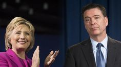 FOX NEWS: Trump slams 'rigged system' over claim Comey 'exonerated' Clinton before probe ended President Trump on Friday slammed what he called a rigged system following reports that former FBI Director James Comey began drafting an exoneration statement for Hillary Clinton before interviewing her in connection with her private email use as secretary of state.