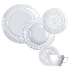 Jogo De Jantar E Chá 30 Peças Palace - Americanas.com