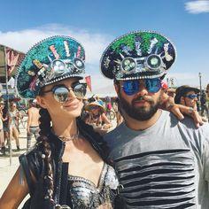 Poisson sirène Ibiza Vacances Festival Rave Vacances Été Homme Low Cut Vest