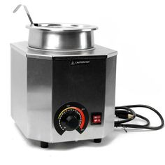 Paragon Pro-Deluxe Warmer Soup Dispenser Condiments Snack Bar Concession 2028A - Commercial Bargains Inc. - 1
