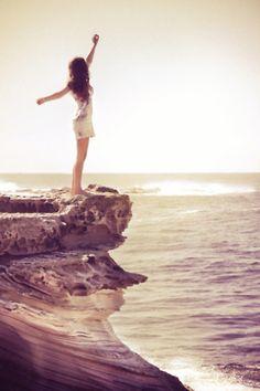 The sea breeze...freedom