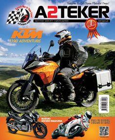 a2teker Dergisi Sayı 6