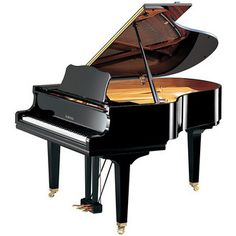 Yamaha Grand Piano....to one day be sitting in my formal living room