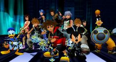 Sora...and pretty much everyone else