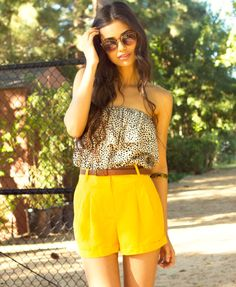 Womens shorts, high waist shorts, short shorts and jeans shorts | shop online | Forever 21 - 2000036289