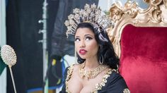 Are you ready for Nicki to host the EMAs?