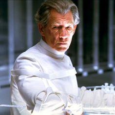 """Ian McKellen en """"X-Men 2"""" (X2), 2003"""