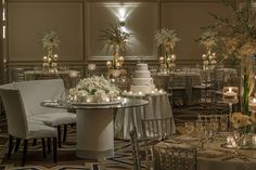 Sweetheart table at Hyatt Regency Coral Gables