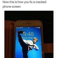 Smartphone Repair Time ?     http://M.OnlineClock.net  #Smartphone #Android #iPhone #Mobile #ScreenRepair #SmartphoneRepair #iPhoneRepair #Screen #CellPhone #Smartphones #Phones #ChuckNorris #LMFAO #ROFL #Tech #Technology #Geek