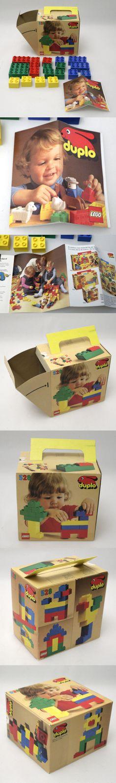 Vintage Lego Duplo 528 NOW FOR SALE on EBAY.DE