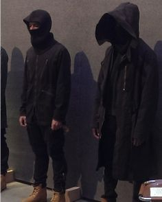 Kanye West APC 2014 Collection