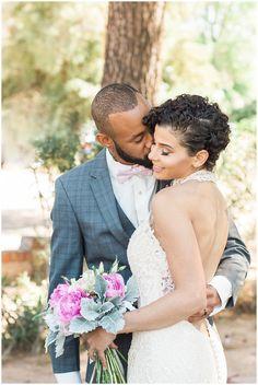 Jen Jinkens PhotosDowntown Phoenix | Urban Spring Wedding | Jen Jinkens Photography | Wedding Posing