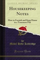 Free Book of the Day -Housekeeping Notes