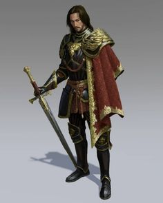 is that Keanu Reeves? Fantasy Character Design, Character Design Inspiration, Character Concept, Character Art, Fantasy Male, Fantasy Armor, Medieval Fantasy, Dungeons And Dragons Characters, Dnd Characters