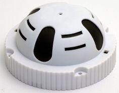 BB2SmokeDome10 Bush Baby 2 Smoke Detector DVR with 10 hr battery