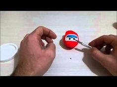 oyun hamuru harika kanatlar jet yapımı - YouTube