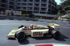 marc surer, equipe barclays arrows bmw, motor bmw m12 1.5, gp de mônaco, montecarlo, 1986.