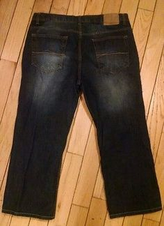 AEROPOSTALE Men's BENTON BOOT CUT Jeans 36 x 25 Excellent Condition