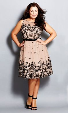 Lindo vestido para una ocasión especial ✿⊱╮