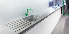 Custom Concrete Polished Worktops — Lowinfo
