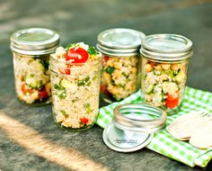 Quinoa Salad via @Aida Mollenkamp