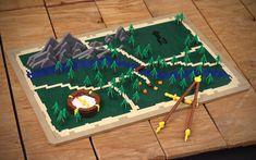 The Map Lego News, The Brethren, Lego Moc, Lego Creations, Legos, Brick, Building, Projects, Lego Stuff